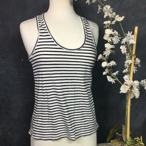 MADEWELL | Striped Cotton Tank Top